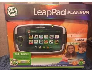 Leap Pad Platinum green brand new Lyons Woden Valley Preview