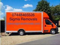 Local Company Quick Professional Man &Van hire Removal Service Collection Bike Recovery Clearance