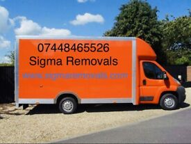 Last Minute Man And Large Van Removals Services Sofa Bed Moves Office/house Flat Moving Shifting EU