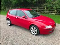 ALFA ROMEO 147 1.9 CHEAP DIESEL 54/2005 NEW MOT **