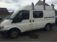 Ford Transit for parts/breaking