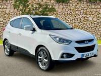 2014 Hyundai Ix35 1.7 CRDi SE 5dr SUV Diesel Manual