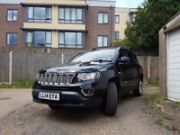 Jeep Compass 2.2 4X4 Full option DVD, Reverse Camera, Leather, Alloy
