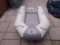 INFLATABLE DINGHY Z-RAY 300 , 3 MAN , OUTBOARD AVALIBLE DINGY TENDER RIB SIB FISHING SAILING BOAT