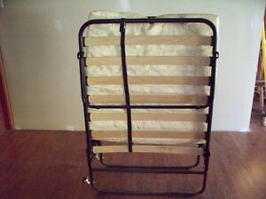 Fold-away bed never used -- great for sleepovers! Peterborough Peterborough Area image 3