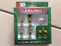 Subbuteo Official Referees Set - Paul Lamond