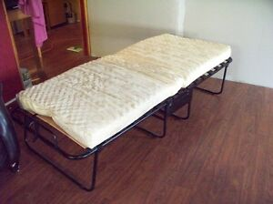Fold-away bed never used -- great for sleepovers! Peterborough Peterborough Area image 2