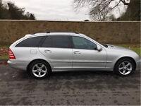 2004 Mercedes C220 Advantgarde CDI Estate