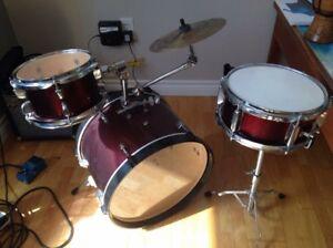 rb Junior Drum Set