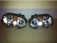 Golf mark 4 gti headlight set