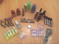 34 Makeup items. Great stocking fillers! Christmas made easy