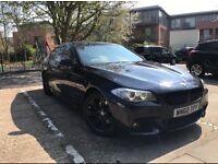 BMW 520D M SPORT AUTOMATIC F10 PRO WIDESCREEN NAVIGATION HPI CLEAR- 530D 525D