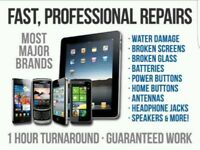 iPhone screen repair / replacement 5 5s 5c 6s 7 Plus 8 Plus X / iPad / Samsung / htc / LG / Tablet