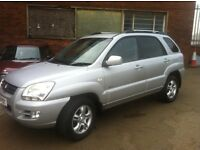 2005 KIA SPORTAGE 2.0 D4D 4X4 (DIESEL,MANUAL,TOW BAR) VERY NICE, QUICK SALE WANTED HENCE PRICE!!!