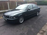 2001 BMW 525I SE SEMI AUTO LOW MILES 2 OWNERS PX SWAP FOR BIKE WHAT HAVE YOU