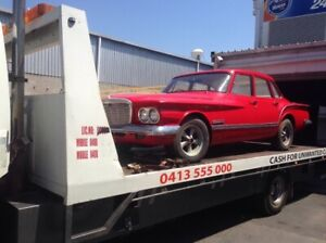Wanted: Cash for Scrap Cars Sydney
