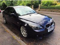 BMW 5 Series (520d) M Sport Diesel - 2006 - 1 Year MOT and Full Service
