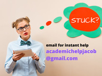 Assignments, Essay and Homework Help!
