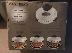 West Bend Snack Oven