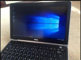 "Dell intel core i5 Laptop - 13.3"" HD Led - Windows 10 Pro - Microsoft office - HDMI - Webcam"