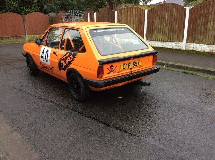 Mk Ford Fiesta Xr Road Rally Track Px Swap