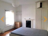 Large double bedroom available - flat share - Clapham North