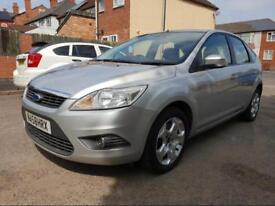 FORD FOCUS 1.8 TDCI STYLE 2008 FACELIFT MANUAL