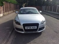 56 Plate mk2 AUDI TT 2.0L TFSI MANUAL BARGAIN HPI CLEAR MUST GO