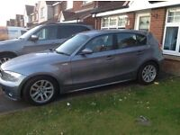 BMW 118d sport full stamped history year 2005 2.0d