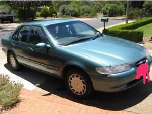 1997 Ford Futura Sedan Latham Belconnen Area Preview