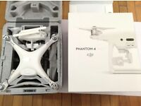DJI Phantom 4 Pro Drone Brand New Sealed (Aerial Photography)