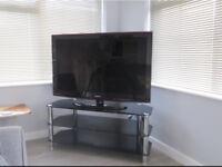 "46"" LCD Samsung tv"