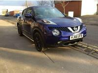 2016 Nissan Juke 1.2 DiG-T N-Connecta 5dr Manual Petrol Hatchback