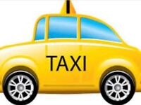 Taxi plate wanted North Lanarkshire