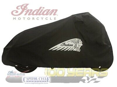 2884460 OEM Indian Challenger Full All-Weather Cover, Black