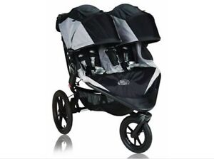 WANTED:  Baby Jogger Summit x3  Double Pram Tamborine Ipswich South Preview
