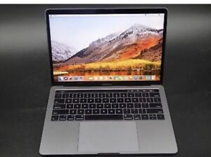 "2017 MacBook Pro 13"" w/touchbar*512gb*"