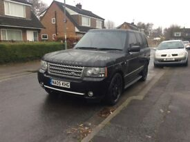 RANGE ROVER VOGUE LPG AUTOBIOGRAPHY 2012 CONVERSION MAY PX