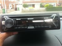 Sony MEX-N5100BT BLUETOOTH Car Stereo Radio USB Aux-in iPhone