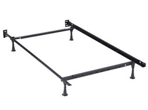 Up To Queen Size Metal Bed Frame