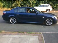 55 REG BMW 535D MSPORT AUTO REMAPPED 370BHP 600TORQUE