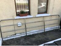 Swimming pool barriers- 3 Stainless steel
