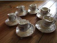 Turkish coffee cups