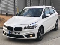 2017 BMW 2 Series Active Tourer 1,5 216d Sport Active 5dr 1 owner