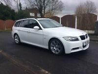 MUST SEE BMW 330i M SPORT TOURING EX BMW DEMO EVERY EXTRA TWIN PANORAMIC ROOFS