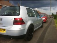 VW GOLF 1.8 20V TURBO, 3 DOOR, LOW MILEAGE, VERY NICE, SWAP/SELL ANYTIME