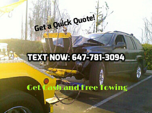 Scrap Car Towing (Top Quotes✅)