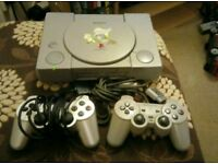 PS1 With 2 controllers