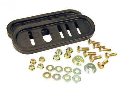 731-06472 MTD Snow Blower Skid Set Universal Deluxe Poly 558