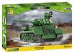 Cobi Historical Collection T 34 tank 505 delig 2476A